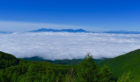 雲海ポイント イメージ