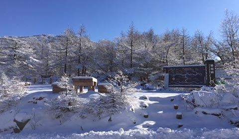 車坂峠(冬) イメージ